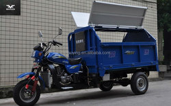 powerful truck cabin cargo motor tricycle
