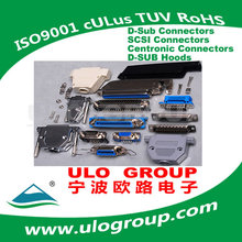 Alibaba China Hot Selling New Arrival D-Sub Male Terminal Manufacturer & Supplier - ULO Group