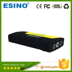 Excellent Quality Portable Mini Multi-Function Car Jump Starter 18000mah for auto,laptop,phone