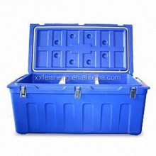 Non Plug-in Insulation Car Refrigerator, Made of PE Material, Used for Outdoor Activities