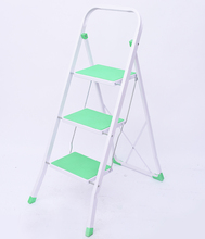 steel ladder chair, step ladder stool steel material china wholesale 2015