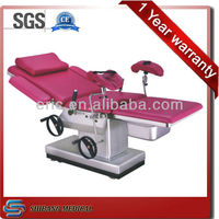 SJ-C102C Electric and manual metal gynecology instruments