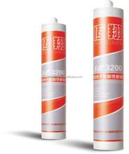 Hot sale acetoxy glass silicone sealant