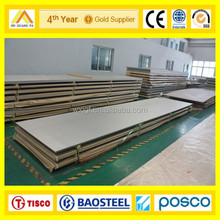 316 Marine grade stainles steel plate, excellent anti-corrosion in marine environments