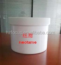 Natural sweetener Neotame powder, used for Chewing Gum Bases
