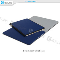 for ipad case with auto sleep wake function, tablet PC cute Leather case for ipad mini