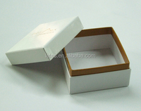 Custom made factory price pink paper box for jewelry