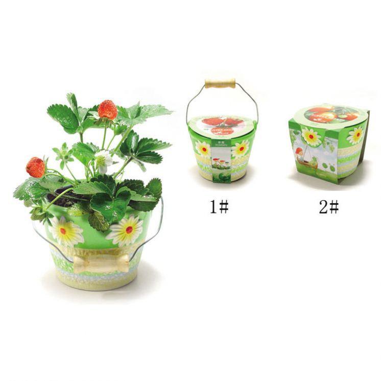 Cheap Tall Outdoor Planters Garden Decoration Balcony Pot