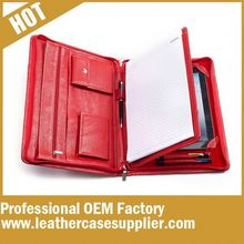 Factory From China Leather Portfolio Case For Ipad