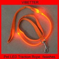 fashion design waterproof led dog leash,cheap retractable dog leash,soft grip retractable pet leash