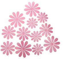 Beautiful Design Removable DIY Sun Flowers Home Decro Livingroom Bedroom Wall Sticker
