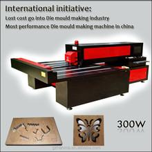 HanMa laser cutter HM-H15 Automatic Die cutting machine