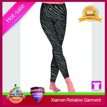 OEM athletic high quality cheap fitness ladies lycra yoga pants from clothing manufacturer