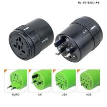 Universal Travel Adapter internal socket and plug