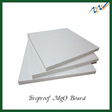 magnesium oxide board/ decorative material/fireproof wall board