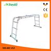 hydraulic ladder folding construction ladder (MD-802 4x3)