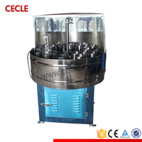 small low price wine plastic bottle washing machine