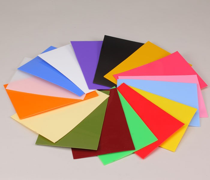 Decorative Colored Cast Acrylic Sheet/ultra-thin Pmma Sheet/frosted ...