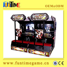 arcade video cabinet fighting game machine street fighter 4