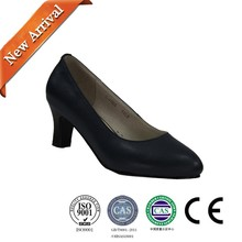 women leather shoes/new trendy women leather shoes