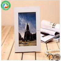 Excellent quality antique white digital photo frames