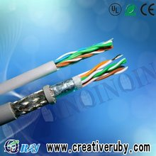 lan cable 568b utp /ftp/sftp cat6 23awg CCC/CCA