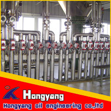 Edible oil refinery production line/From crude oil to refined edible oil manufacturer