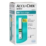 ACCU-CHEK Select Plus Diabetes Glucose Strips 50 Counts