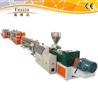 mini pvc pipe line product,automation line production