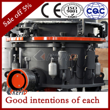 Great Performance Large Capacity HPC Series Hydraulic Cone Crusher for Sale/manufactured sand cone crusher