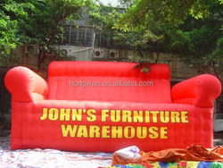 giant cheap inflatable sofa for sale