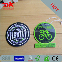 Wholesale advertising hanging paper car air fresheners in China