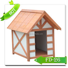 Modern Outdoor Dog Cage/Wooden Pet House/Dog House