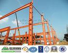 frete de estrutura de aço habitação