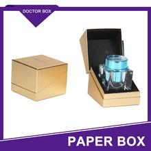 Wholesale Printing Paper Perfume Bottle Storage Packaging Box/Luxury Design Cardboard Perfume Box