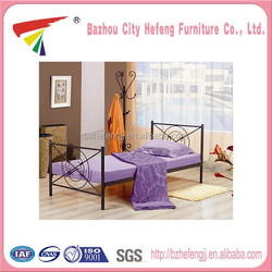 Wholesale china products metal bed double deck