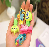 Soft silicone cable clip/cord holder/cable earphone winder