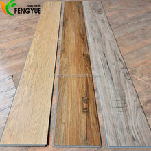 Unilin Click System Vinyl Plank Deep Embossed PVC Vinyl Flooring Plastic Tiles