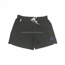 2015 High Quality Mens Plain Color Swimwear and Beachwear