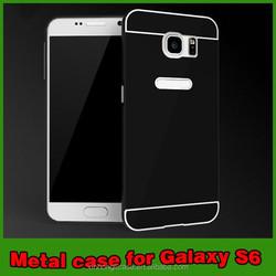 For Samsung Galaxy S6 Metal Bumper Case,Ultra Thin Aluminum Bumper Case