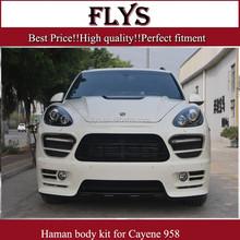 Haman body kit for 958. body kit for 958 body kit. Cayenn-e 958 body kit