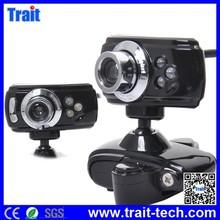 PC Camera, Laptop Webcam, USB 2.0 20 Mega Pixel with 3 LED Webcam