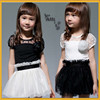 girls clothes wholesale baby 2015 kids gowns and dress ,girl dress for party ,hot item latest design dress
