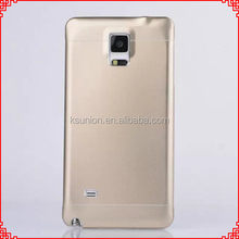 new design for samsung galaxy note 4 metal case, metal case for samsung note 4