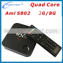 Android tv box mx3 mxq iptv french arabic with iptv account for one year free test codes available