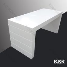 customized Acrylic artificial stone bar table top