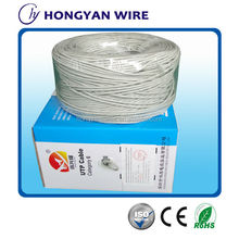 Hot sale cable making equipment CAT5e UTP LAN cable networking