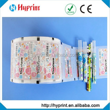 Heat transfer film for shool supplies pens/glues/markers