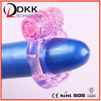 Healthy rubber vibration cock ring soft silicone penis sleeve,sex products silicone penis ring for men penis