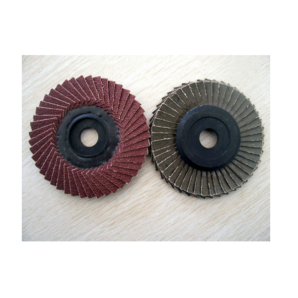 Carbon Steel Grinding Trading Belarus: Abrasive Flexible Flap Disc /soft Flap Wheel For Stainless